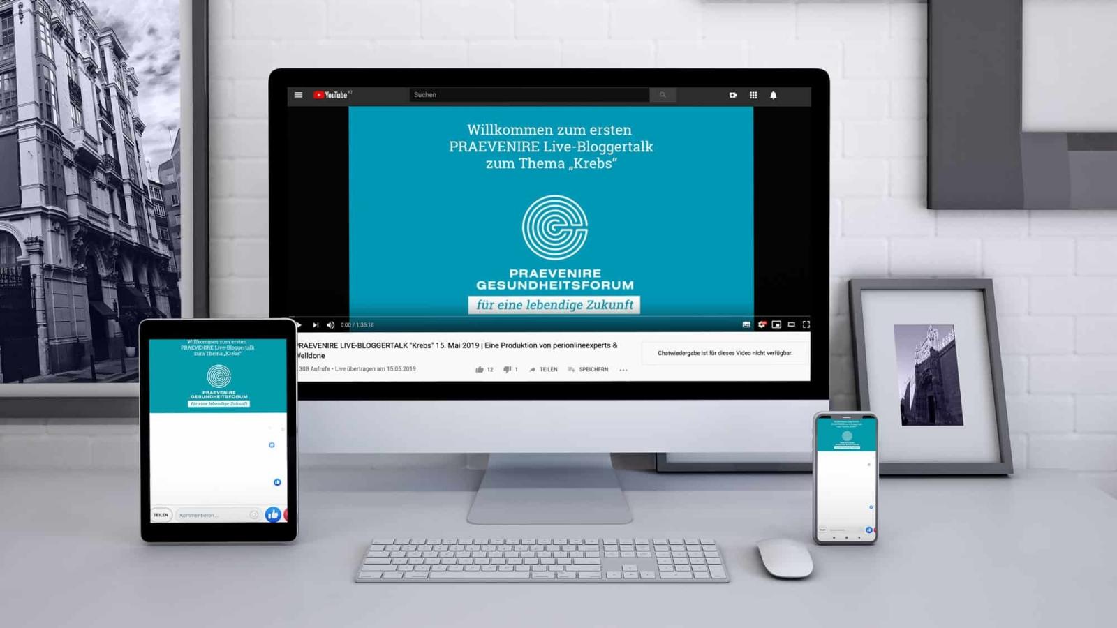 perionlineexperts-peri-onlineexperts-social-media-socialmedia-mockup-praevenire-gesundheitsforum-bloggertalk-krebs-live-livestream-stream